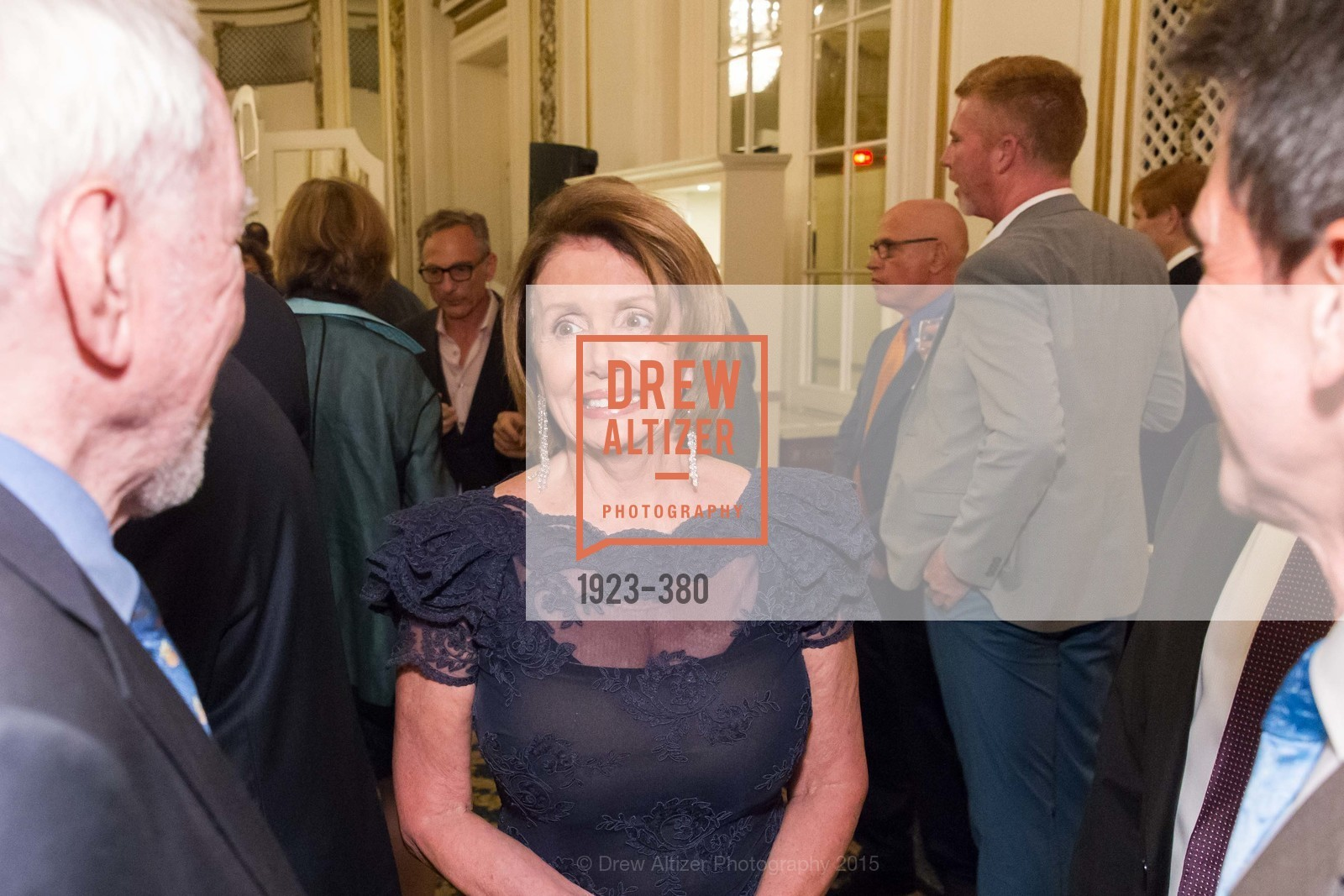 Nancy Pelosi, Shanti Project 41st Annual Compassion is Universal Dinner, Palace Hotel. 2 New Montgomery St, October 14th, 2015,Drew Altizer, Drew Altizer Photography, full-service event agency, private events, San Francisco photographer, photographer California