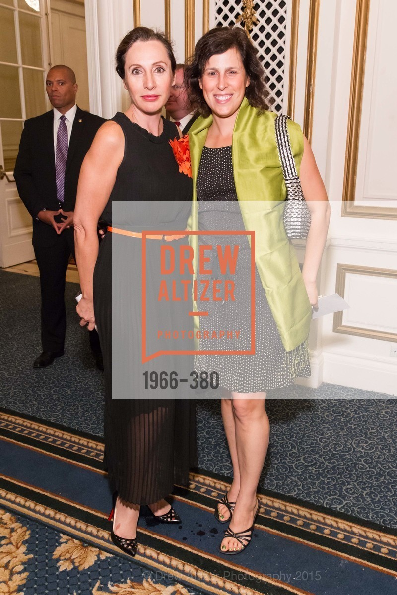 Clara Shayevich, Stephanie Cohen, Shanti Project 41st Annual Compassion is Universal Dinner, Palace Hotel. 2 New Montgomery St, October 14th, 2015,Drew Altizer, Drew Altizer Photography, full-service agency, private events, San Francisco photographer, photographer california