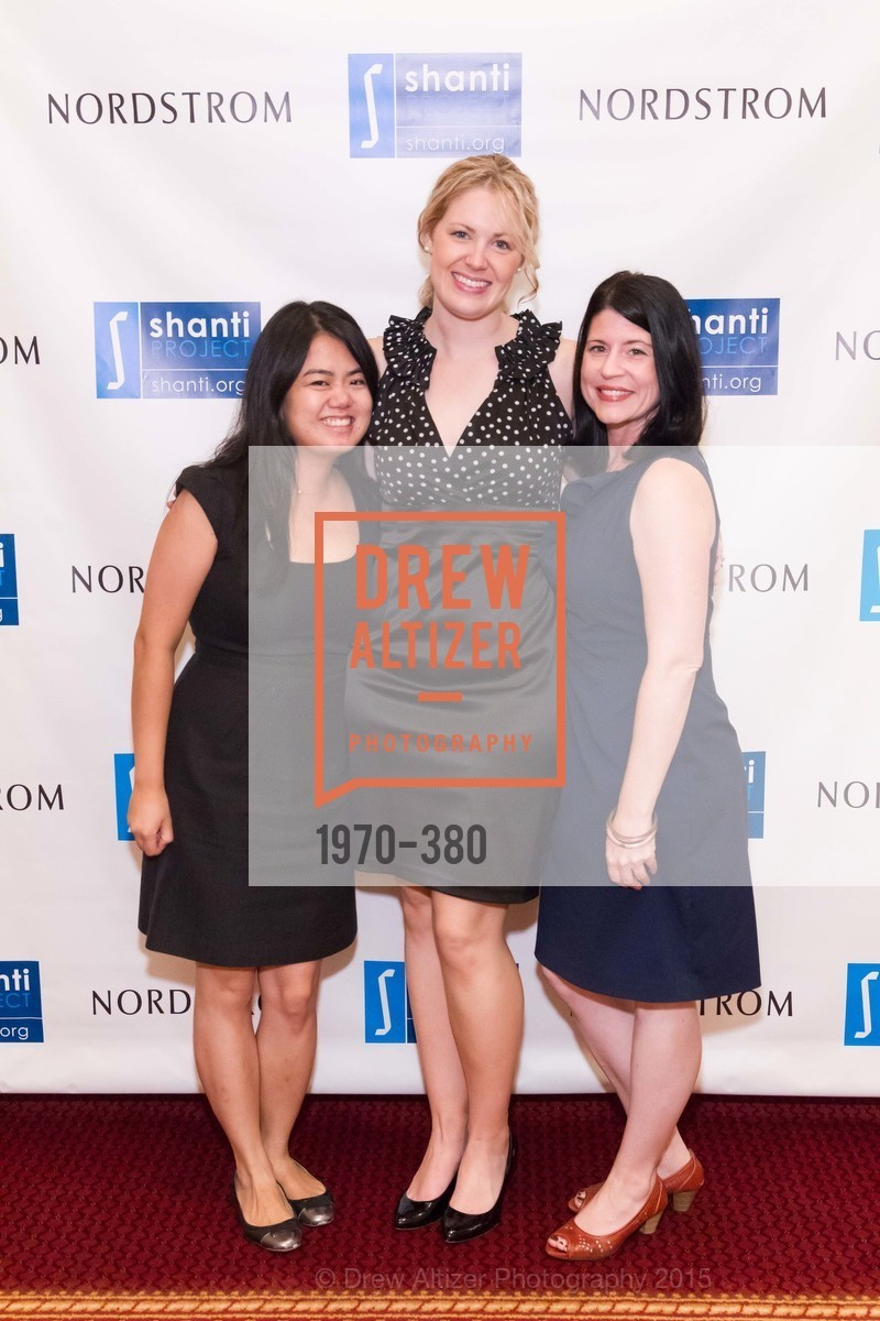 Teresa Chiu, Kate Tucker, Jenny Marsoleti, Shanti Project 41st Annual Compassion is Universal Dinner, Palace Hotel. 2 New Montgomery St, October 14th, 2015,Drew Altizer, Drew Altizer Photography, full-service agency, private events, San Francisco photographer, photographer california