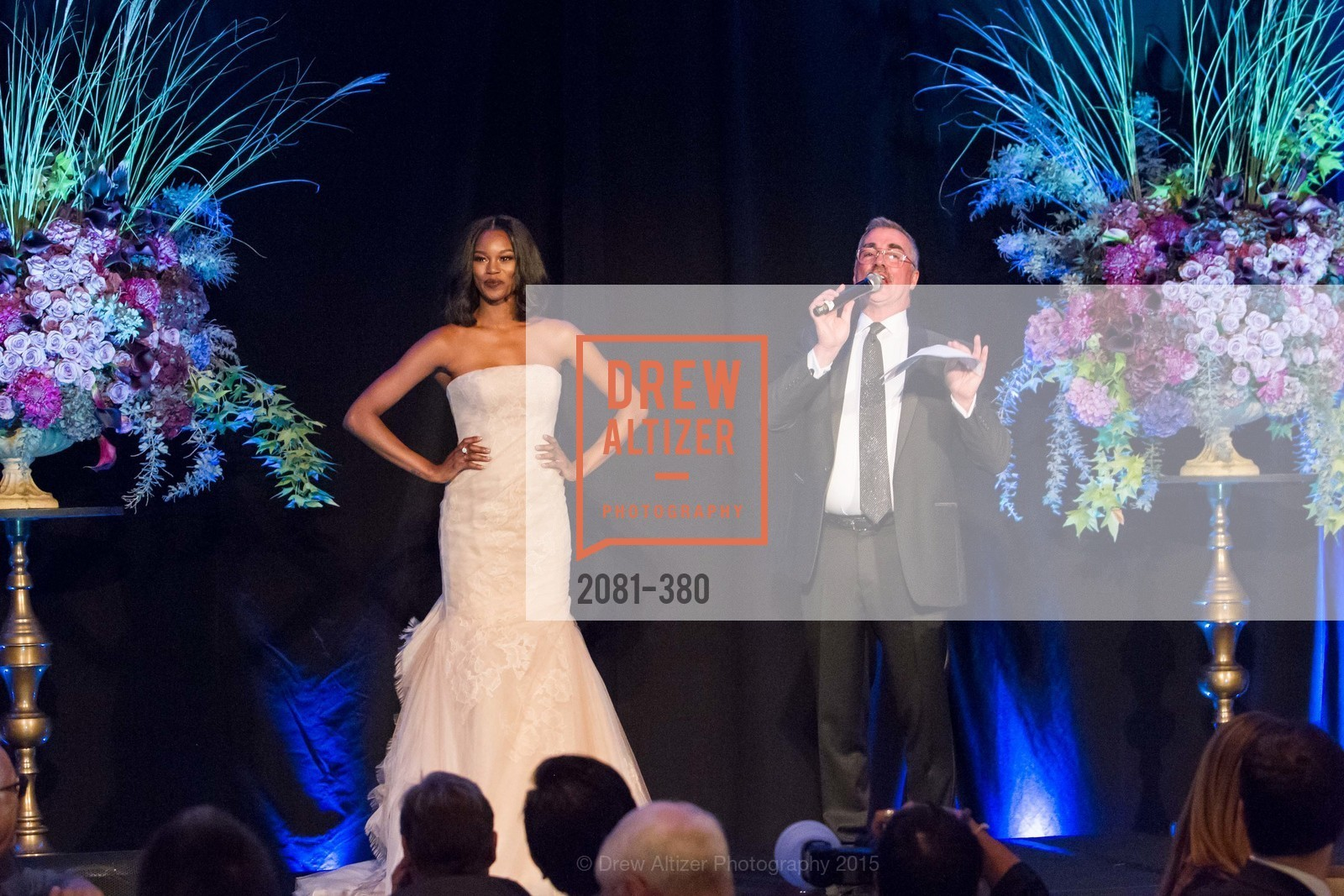Eugena Washington, Lenny Broberg, Shanti Project 41st Annual Compassion is Universal Dinner, Palace Hotel. 2 New Montgomery St, October 14th, 2015,Drew Altizer, Drew Altizer Photography, full-service agency, private events, San Francisco photographer, photographer california