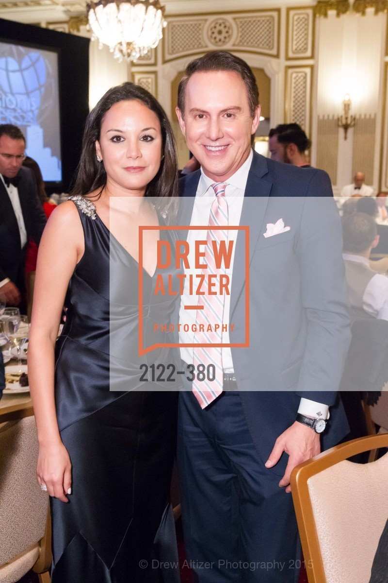 Bahya Oumil-Murad, Joel Goodrich, Shanti Project 41st Annual Compassion is Universal Dinner, Palace Hotel. 2 New Montgomery St, October 14th, 2015,Drew Altizer, Drew Altizer Photography, full-service agency, private events, San Francisco photographer, photographer california