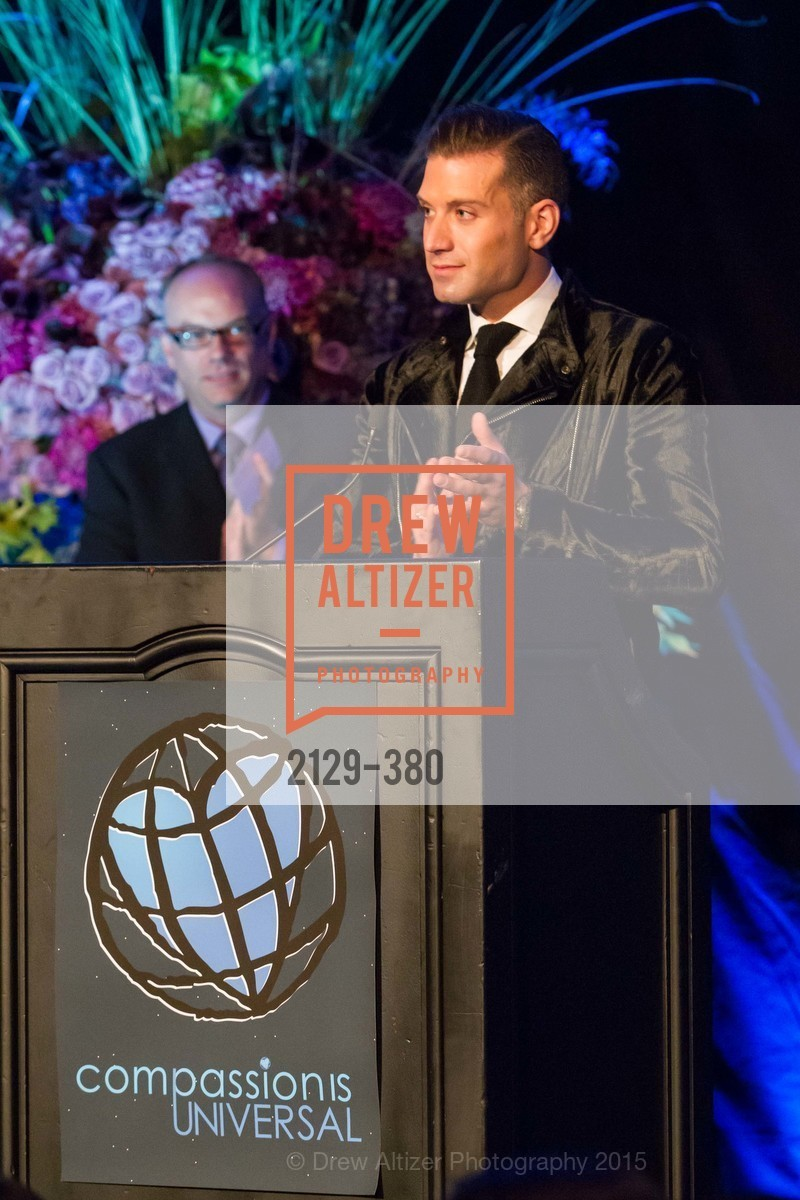 Keith Waltrip, Omar Sharif Jr., Shanti Project 41st Annual Compassion is Universal Dinner, Palace Hotel. 2 New Montgomery St, October 14th, 2015,Drew Altizer, Drew Altizer Photography, full-service event agency, private events, San Francisco photographer, photographer California
