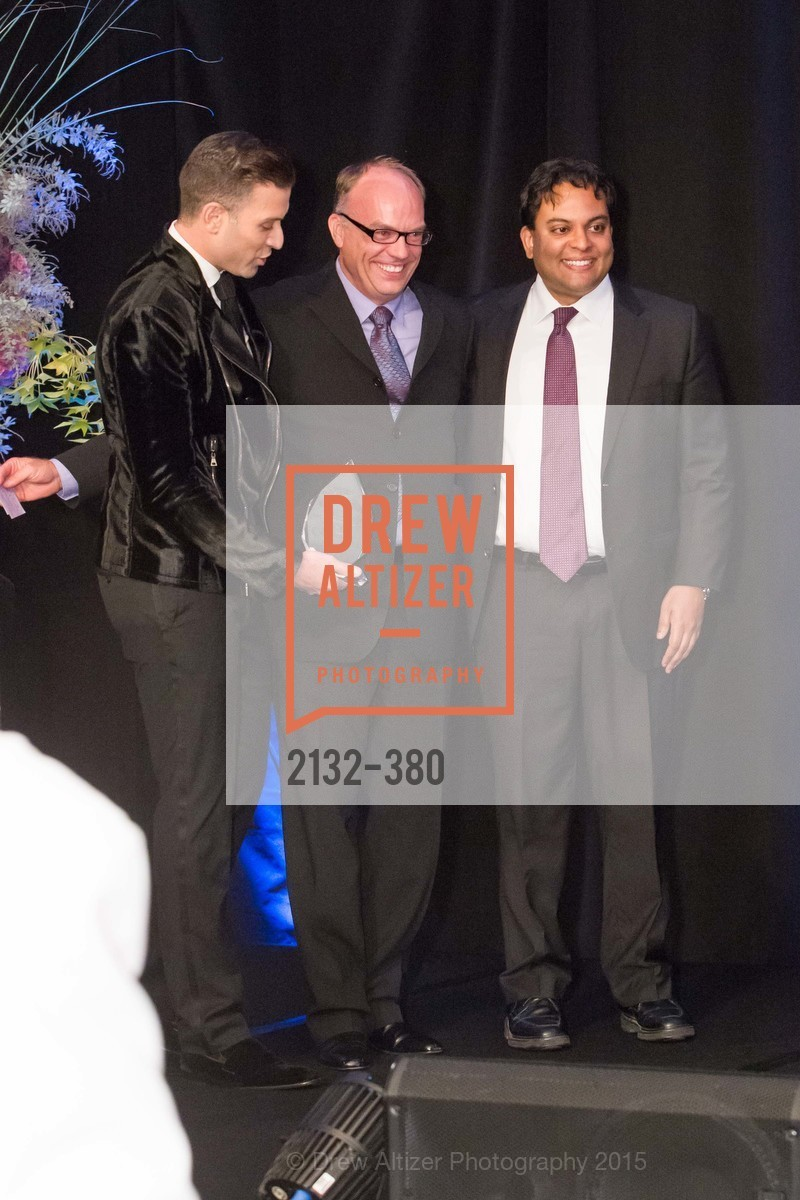 Omar Sharif Jr., Keith Waltrip, Kaushik Roy, Shanti Project 41st Annual Compassion is Universal Dinner, Palace Hotel. 2 New Montgomery St, October 14th, 2015,Drew Altizer, Drew Altizer Photography, full-service agency, private events, San Francisco photographer, photographer california