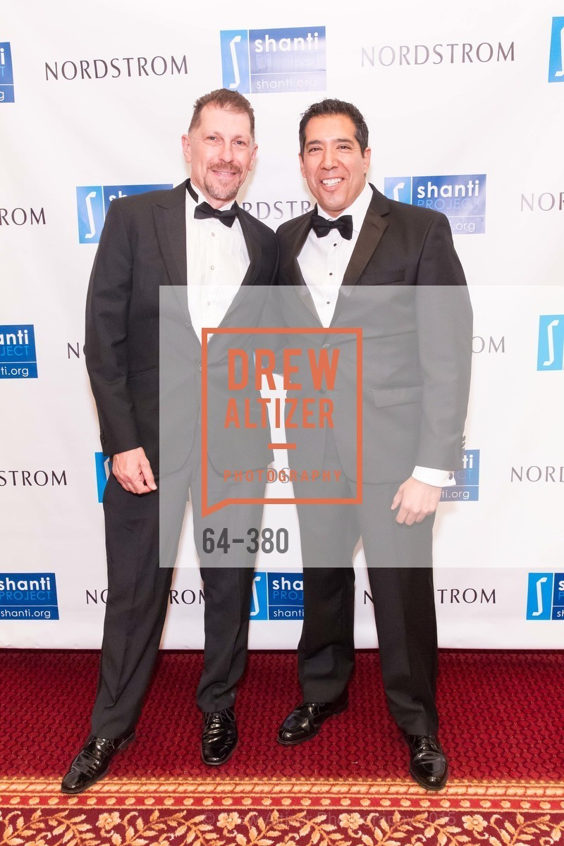 Tom Steele, Alex Rivera, Shanti Project 41st Annual Compassion is Universal Dinner, Palace Hotel. 2 New Montgomery St, October 14th, 2015,Drew Altizer, Drew Altizer Photography, full-service agency, private events, San Francisco photographer, photographer california