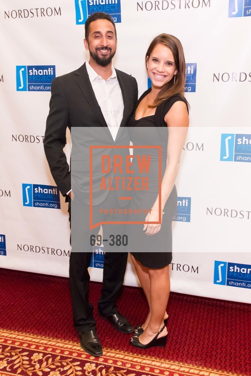 Vic Laquoara, Laura Meyer, Shanti Project 41st Annual Compassion is Universal Dinner, Palace Hotel. 2 New Montgomery St, October 14th, 2015,Drew Altizer, Drew Altizer Photography, full-service agency, private events, San Francisco photographer, photographer california
