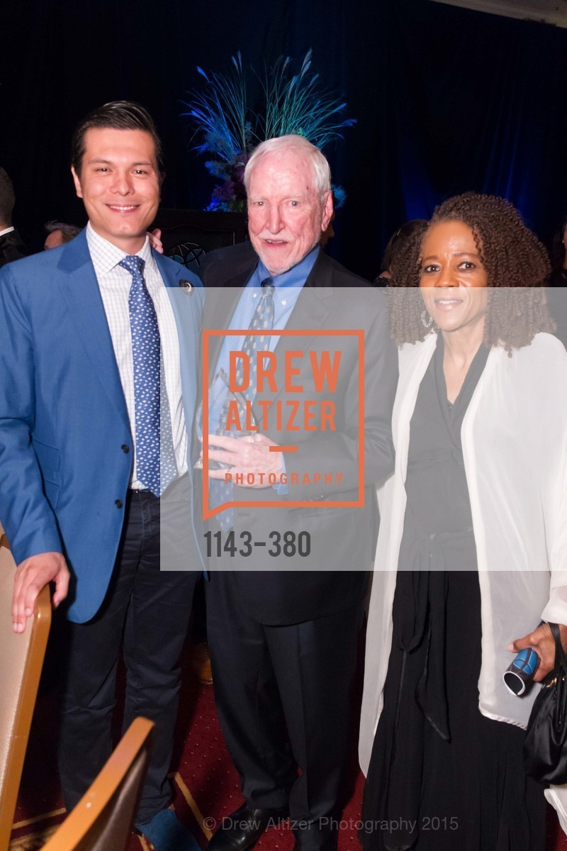 Michael Nguyen, James Hormel, Paula West, Shanti Project 41st Annual Compassion is Universal Dinner, Palace Hotel. 2 New Montgomery St, October 14th, 2015,Drew Altizer, Drew Altizer Photography, full-service agency, private events, San Francisco photographer, photographer california