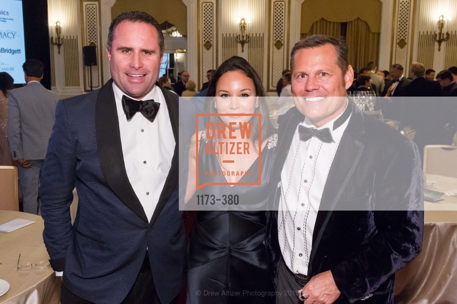 Bahya Oumil-Murad, Mark Calvano, Shanti Project 41st Annual Compassion is Universal Dinner, Palace Hotel. 2 New Montgomery St, October 14th, 2015,Drew Altizer, Drew Altizer Photography, full-service event agency, private events, San Francisco photographer, photographer California