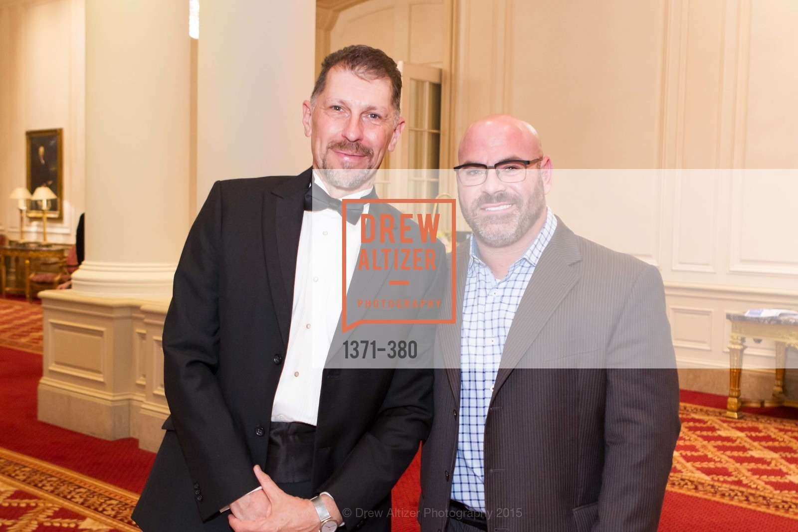 Scott Jacobs, Tom Steele, Shanti Project 41st Annual Compassion is Universal Dinner, Palace Hotel. 2 New Montgomery St, October 14th, 2015,Drew Altizer, Drew Altizer Photography, full-service agency, private events, San Francisco photographer, photographer california