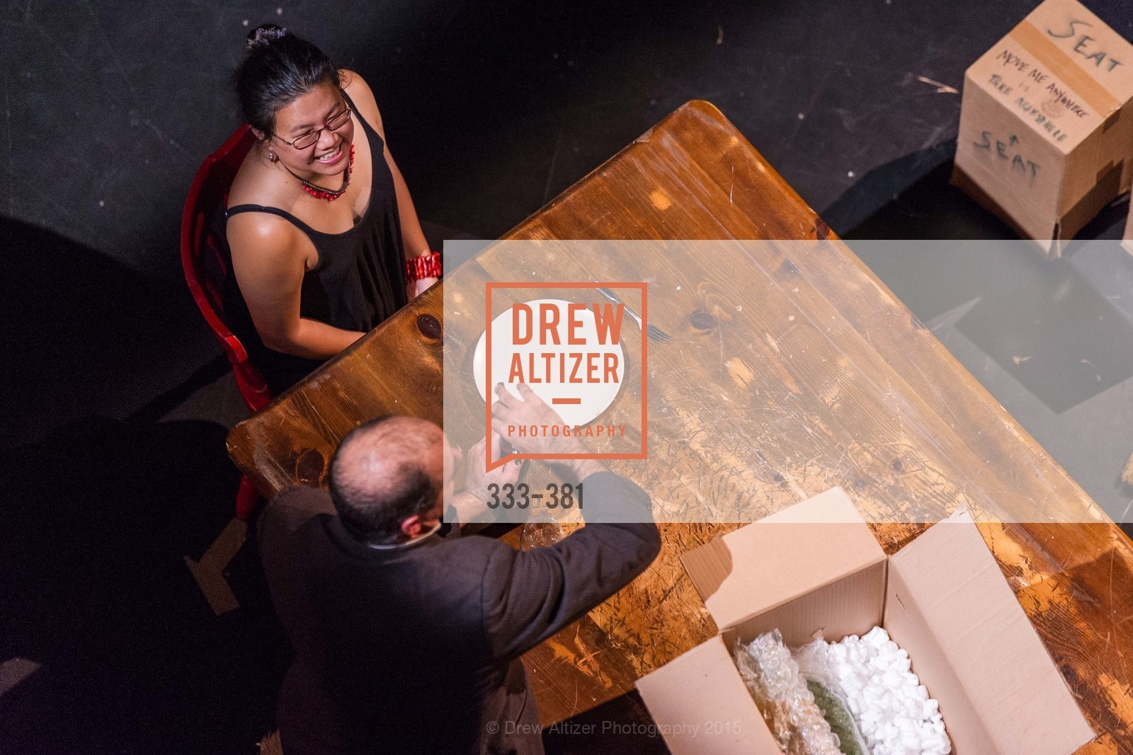 Nica Lee, Opening Night of Curran: Under Construction's THE OBJECT LESSON, Curan Theater. 445 Geary St, October 14th, 2015,Drew Altizer, Drew Altizer Photography, full-service agency, private events, San Francisco photographer, photographer california