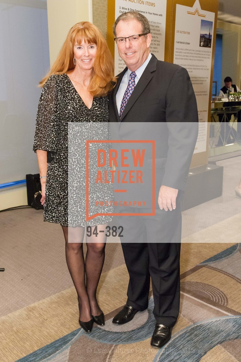 Kathy Thompson, Chris Thompson, American Cancer Society San Francisco Soiree, Four Seasons Hotel. 757 Market Street, October 15th, 2015,Drew Altizer, Drew Altizer Photography, full-service agency, private events, San Francisco photographer, photographer california