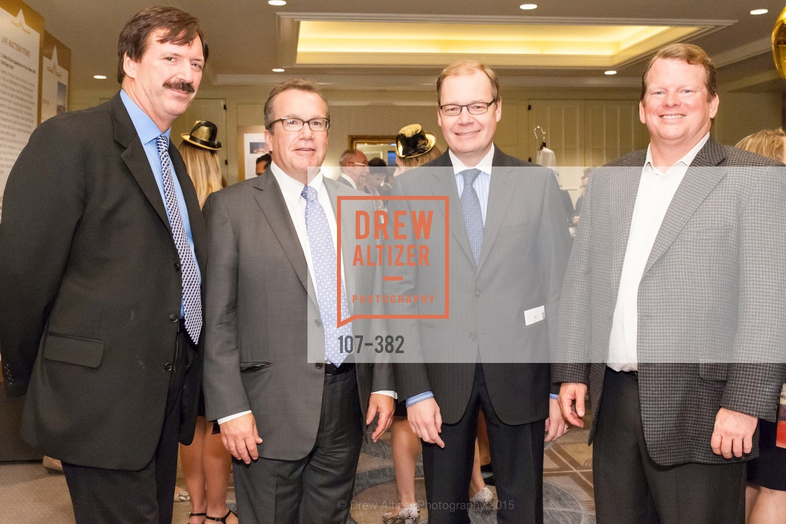 Tom Templeman, Joe Lozacki, Sven Lechtanner, Bob McKeig, American Cancer Society San Francisco Soiree, Four Seasons Hotel. 757 Market Street, October 15th, 2015,Drew Altizer, Drew Altizer Photography, full-service agency, private events, San Francisco photographer, photographer california