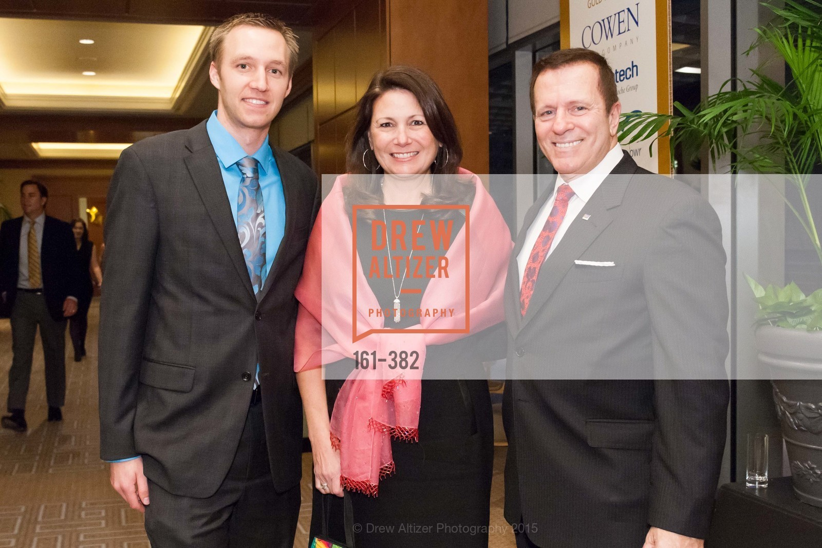 Daniel Widner, Caroline Williams-Goldman, David Beneziano, American Cancer Society San Francisco Soiree, Four Seasons Hotel. 757 Market Street, October 15th, 2015,Drew Altizer, Drew Altizer Photography, full-service agency, private events, San Francisco photographer, photographer california