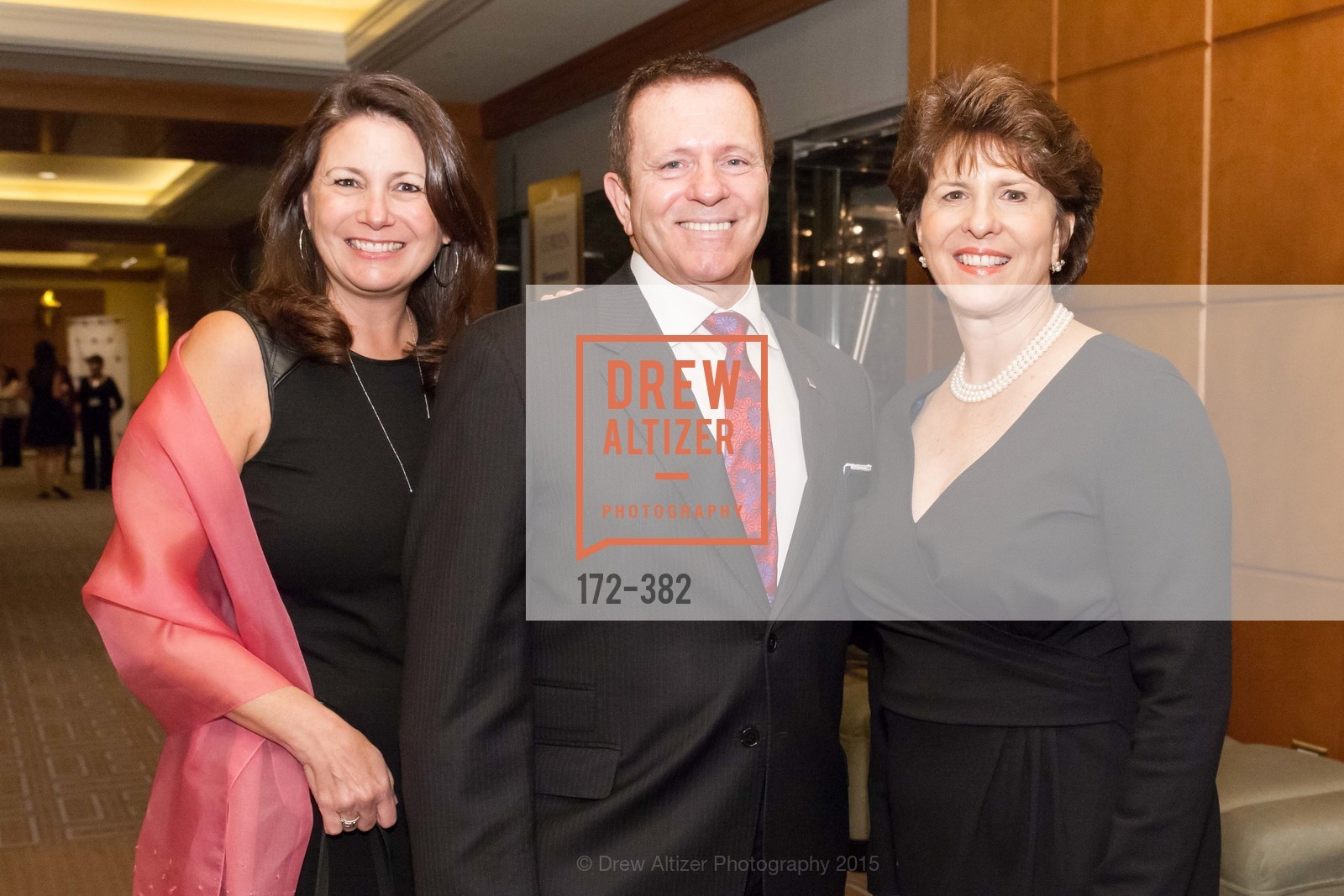 Caroline Williams-Goldman, David Beneziano, Juanita Kaizor, American Cancer Society San Francisco Soiree, Four Seasons Hotel. 757 Market Street, October 15th, 2015,Drew Altizer, Drew Altizer Photography, full-service agency, private events, San Francisco photographer, photographer california