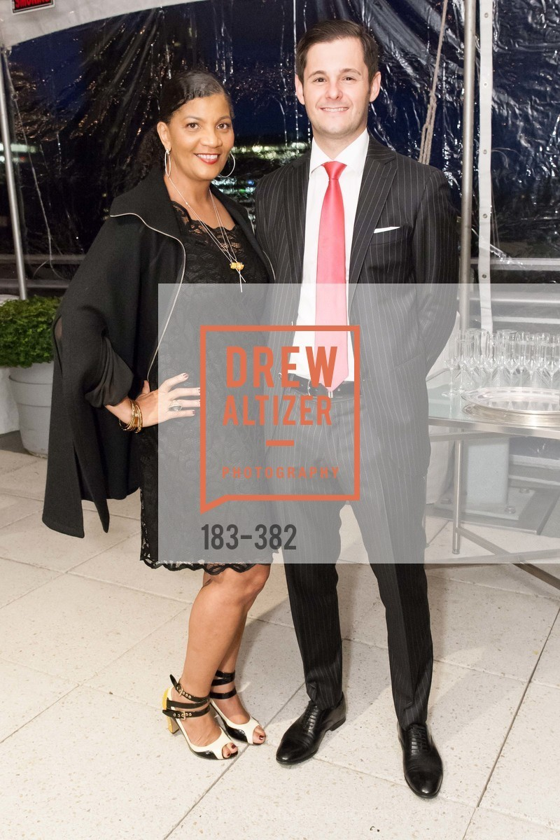 Sylvia Henry, Lorenzo Paoletti, American Cancer Society San Francisco Soiree, Four Seasons Hotel. 757 Market Street, October 15th, 2015,Drew Altizer, Drew Altizer Photography, full-service agency, private events, San Francisco photographer, photographer california