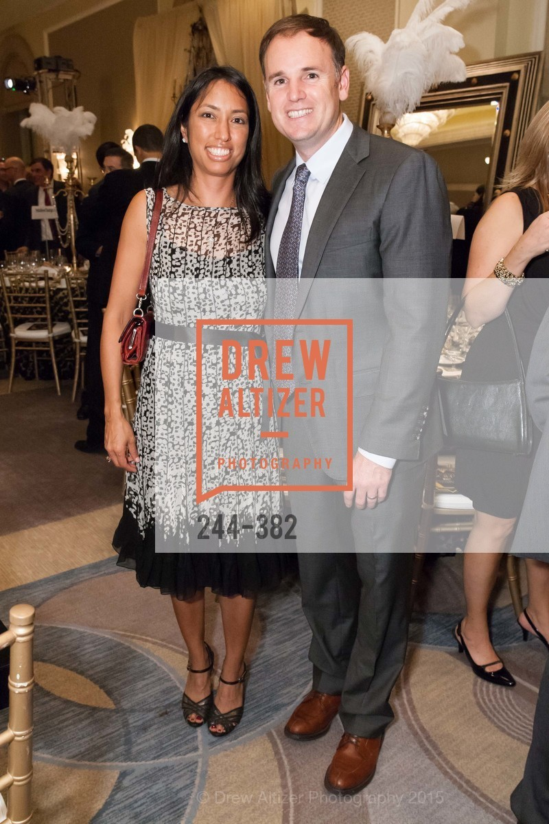 Naheed Misfeldt, Dayton Misfeldt, American Cancer Society San Francisco Soiree, Four Seasons Hotel. 757 Market Street, October 15th, 2015,Drew Altizer, Drew Altizer Photography, full-service agency, private events, San Francisco photographer, photographer california