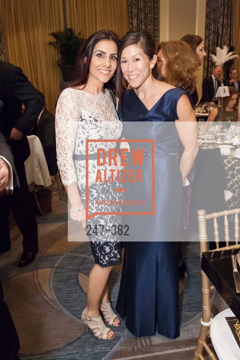 Pasha Barekzaie, Kelly Chow, American Cancer Society San Francisco Soiree, Four Seasons Hotel. 757 Market Street, October 15th, 2015,Drew Altizer, Drew Altizer Photography, full-service agency, private events, San Francisco photographer, photographer california