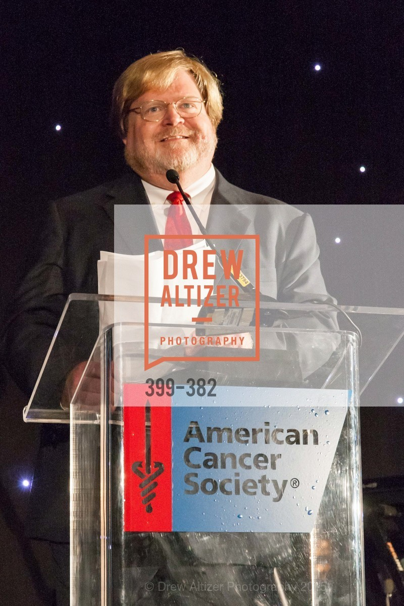 Bruce Cozadd, American Cancer Society San Francisco Soiree, Four Seasons Hotel. 757 Market Street, October 15th, 2015