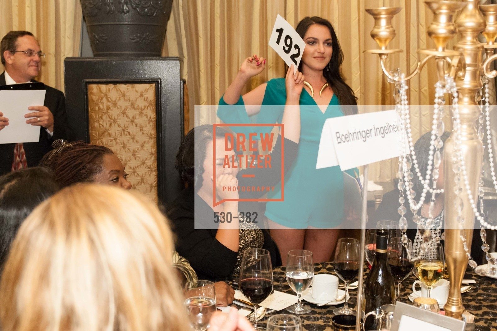 Atmosphere, American Cancer Society San Francisco Soiree, Four Seasons Hotel. 757 Market Street, October 15th, 2015