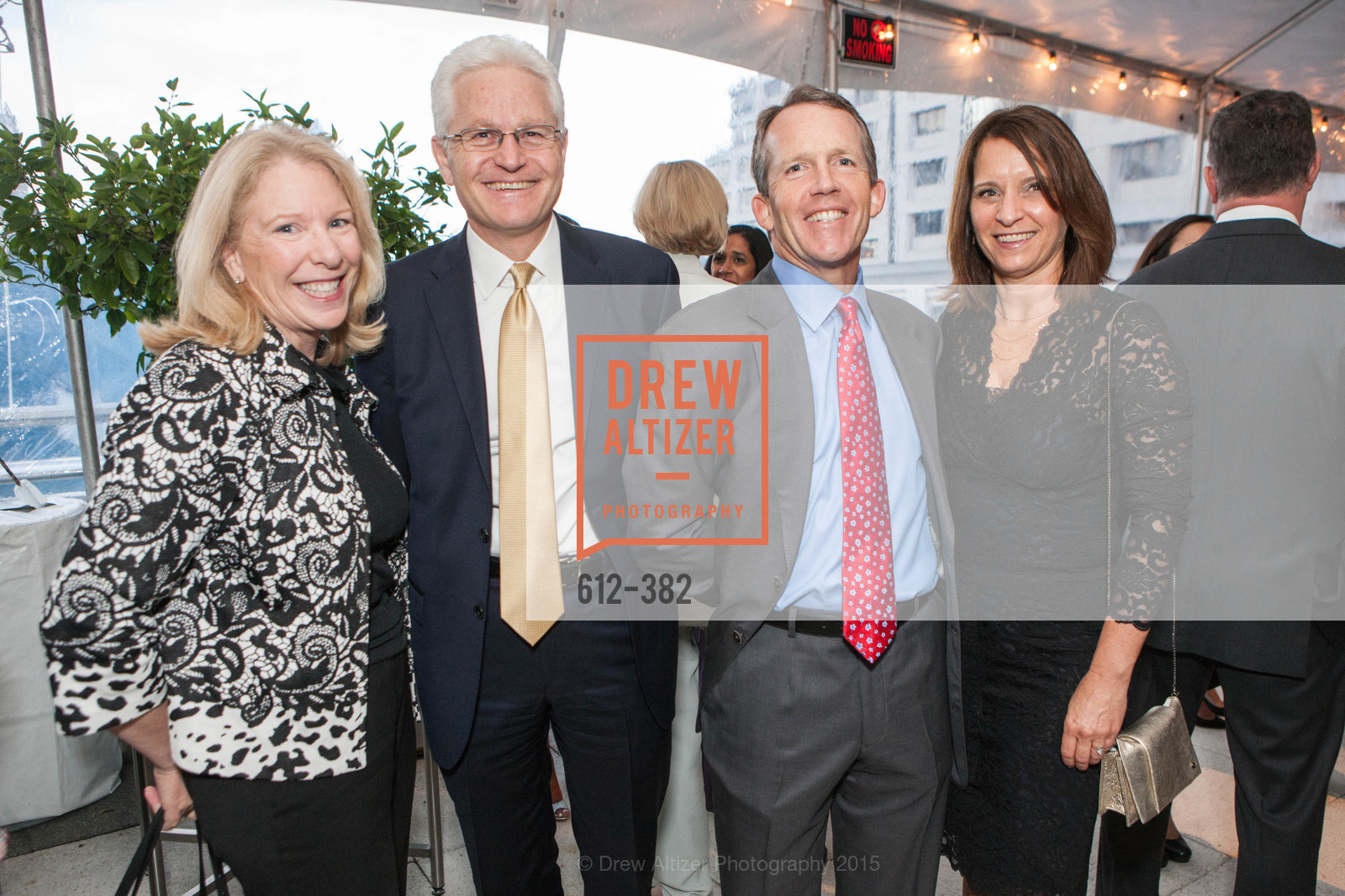 Suzanne Killei, Eric Bjerkholt, Dan Swisher, Suzanne Hooper, American Cancer Society San Francisco Soiree, Four Seasons Hotel. 757 Market Street, October 15th, 2015,Drew Altizer, Drew Altizer Photography, full-service agency, private events, San Francisco photographer, photographer california