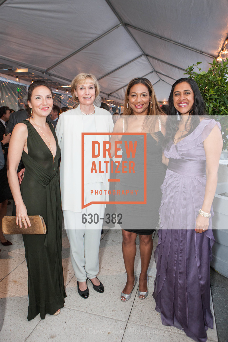 Jane Alston, Heather McGaughey, Cynthia Dunn, Sonali Chopra, American Cancer Society San Francisco Soiree, Four Seasons Hotel. 757 Market Street, October 15th, 2015,Drew Altizer, Drew Altizer Photography, full-service agency, private events, San Francisco photographer, photographer california