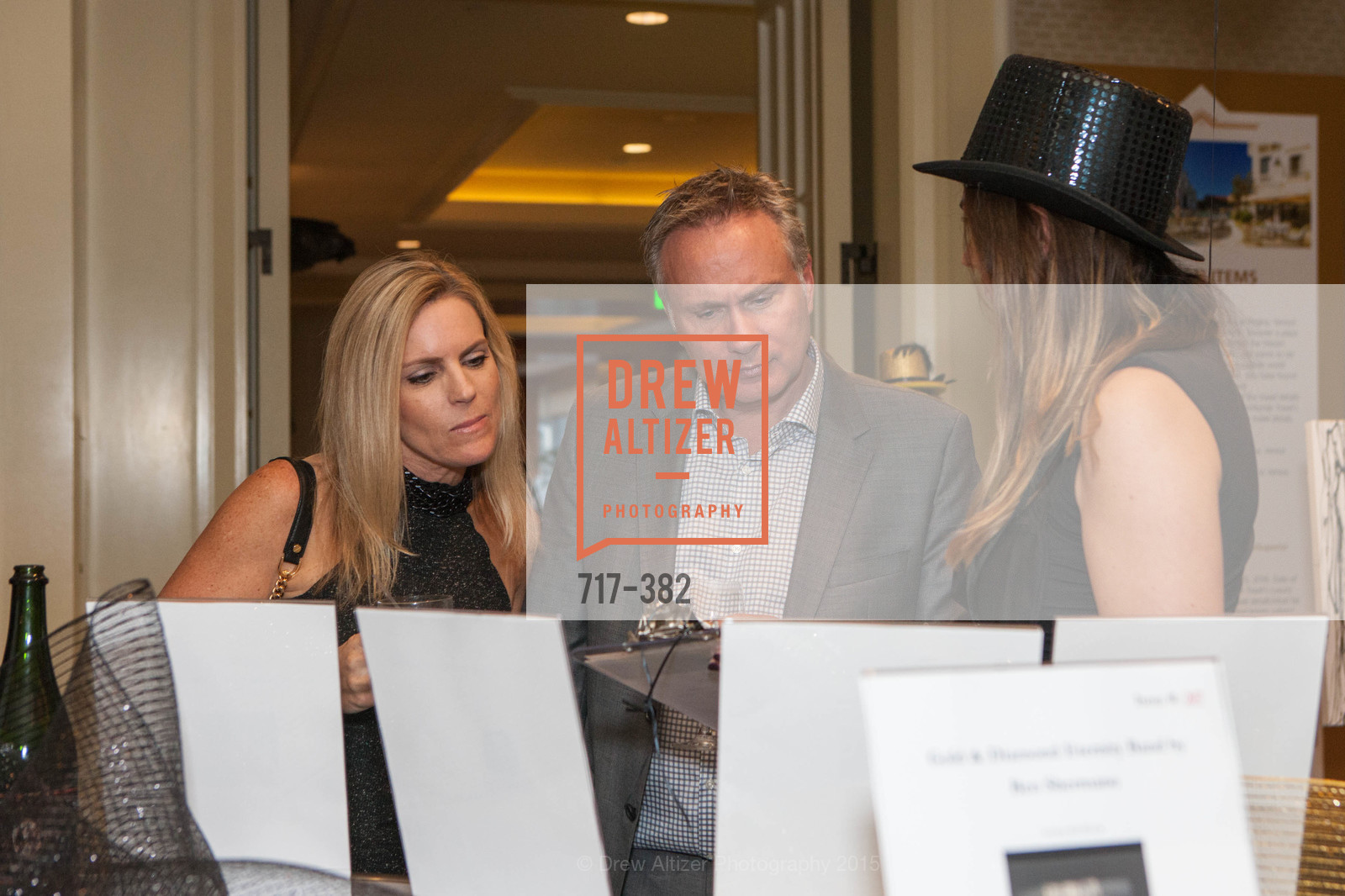 Michelle Schott, Dan Puckett, American Cancer Society San Francisco Soiree, Four Seasons Hotel. 757 Market Street, October 15th, 2015,Drew Altizer, Drew Altizer Photography, full-service agency, private events, San Francisco photographer, photographer california
