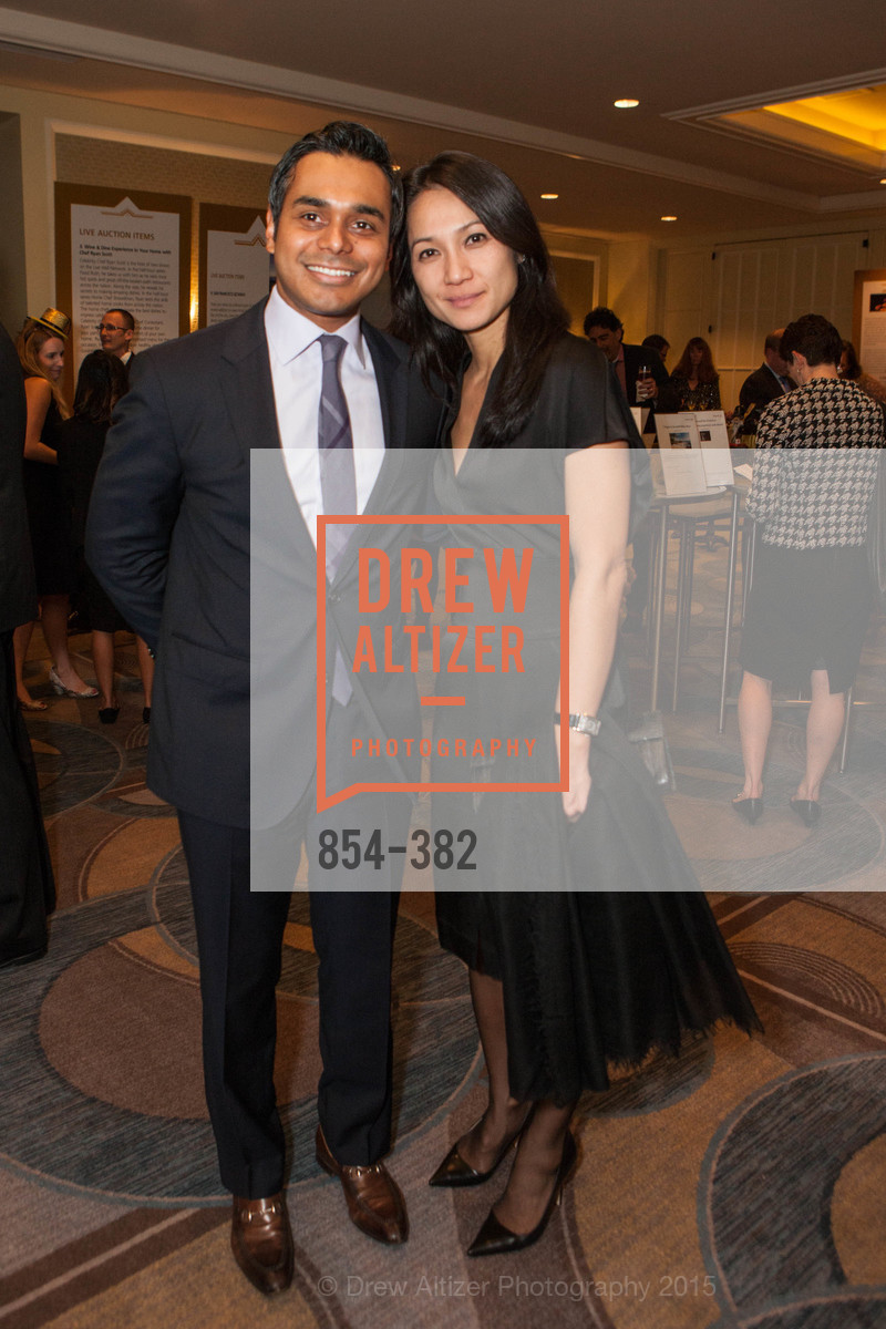 Asif Ahmed, Susan Kirtland, American Cancer Society San Francisco Soiree, Four Seasons Hotel. 757 Market Street, October 15th, 2015,Drew Altizer, Drew Altizer Photography, full-service agency, private events, San Francisco photographer, photographer california