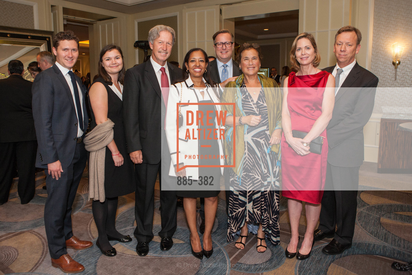 Group Photo, American Cancer Society San Francisco Soiree, Four Seasons Hotel. 757 Market Street, October 15th, 2015,Drew Altizer, Drew Altizer Photography, full-service agency, private events, San Francisco photographer, photographer california