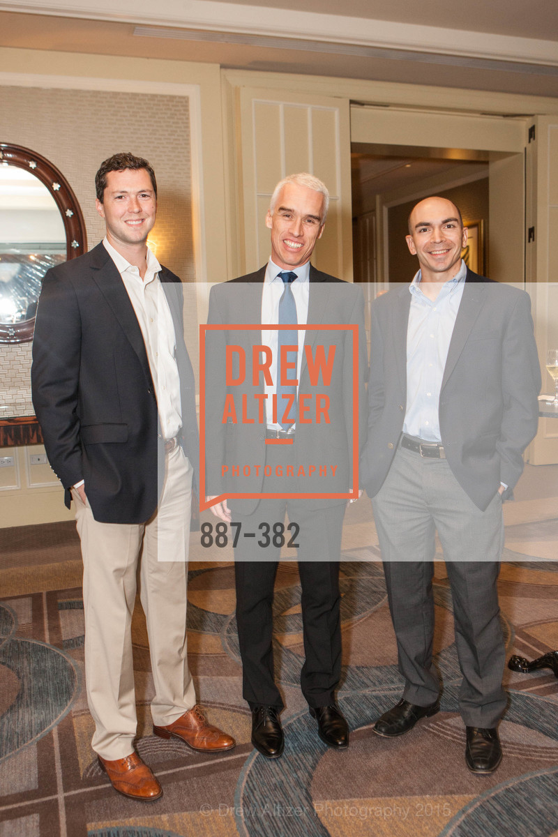 Grant Mitchell, Olivier LeClerc, Lawrence Klein, American Cancer Society San Francisco Soiree, Four Seasons Hotel. 757 Market Street, October 15th, 2015,Drew Altizer, Drew Altizer Photography, full-service agency, private events, San Francisco photographer, photographer california