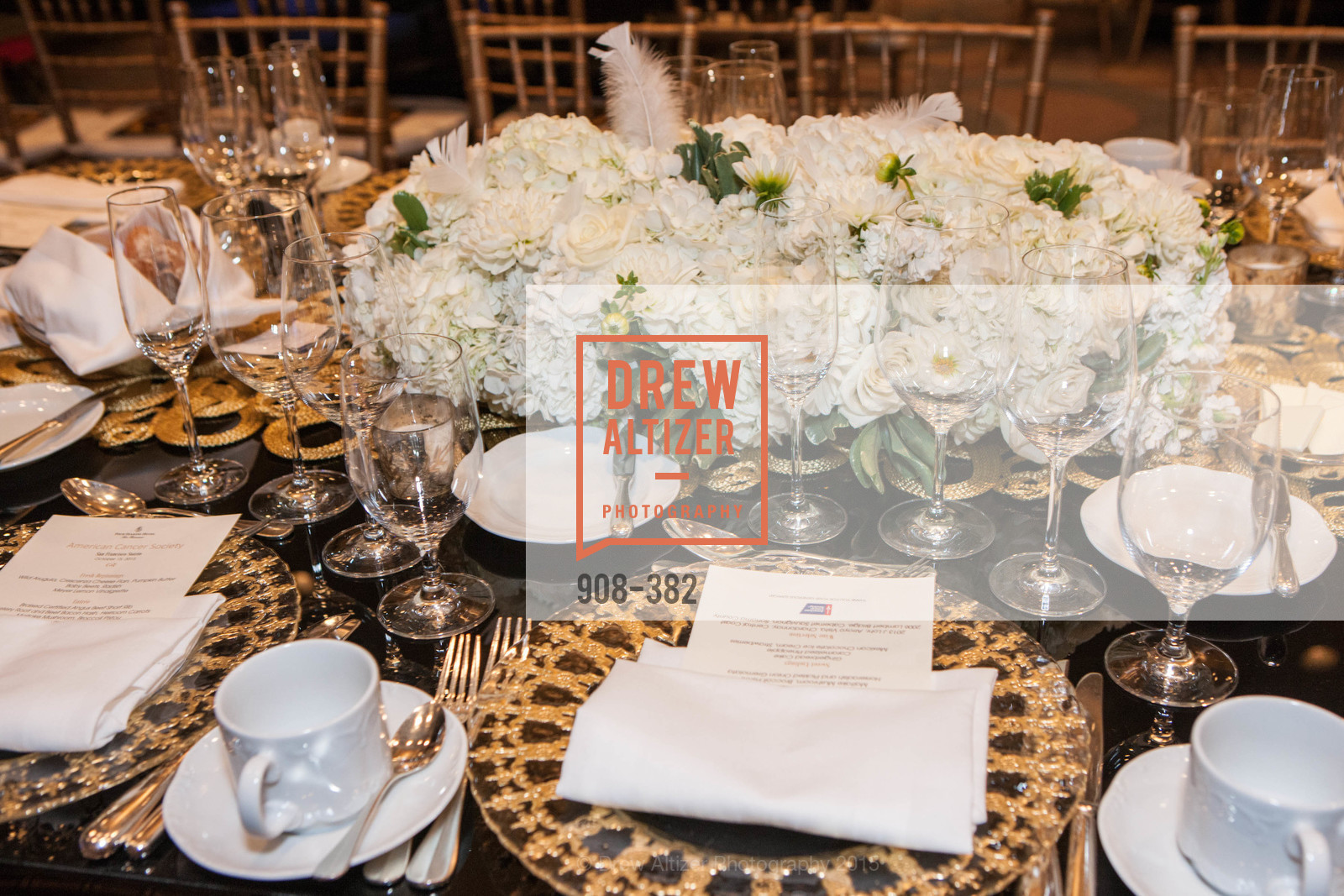 Atmosphere, American Cancer Society San Francisco Soiree, Four Seasons Hotel. 757 Market Street, October 15th, 2015,Drew Altizer, Drew Altizer Photography, full-service agency, private events, San Francisco photographer, photographer california