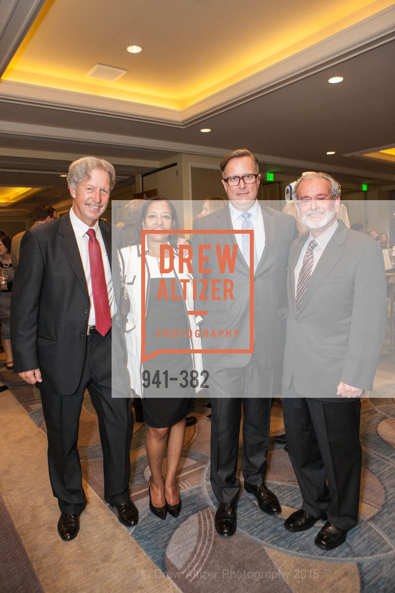 Steven Isaacs, Sylvia Wheeler, Blaine Templeman, Stephen Sherwin, American Cancer Society San Francisco Soiree, Four Seasons Hotel. 757 Market Street, October 15th, 2015,Drew Altizer, Drew Altizer Photography, full-service event agency, private events, San Francisco photographer, photographer California