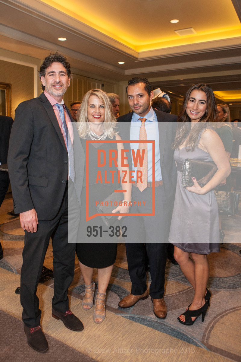 Greg Grunberg, Kristi Grunberg, Andrew Elbardissi, Neza Navaz, American Cancer Society San Francisco Soiree, Four Seasons Hotel. 757 Market Street, October 15th, 2015,Drew Altizer, Drew Altizer Photography, full-service agency, private events, San Francisco photographer, photographer california