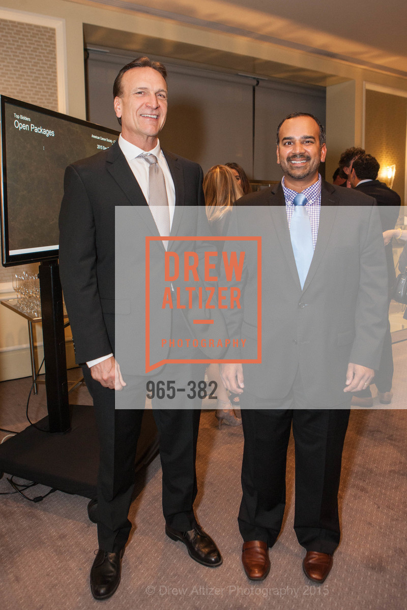 Kenneth Hurley, Anish Bakshi, American Cancer Society San Francisco Soiree, Four Seasons Hotel. 757 Market Street, October 15th, 2015,Drew Altizer, Drew Altizer Photography, full-service agency, private events, San Francisco photographer, photographer california