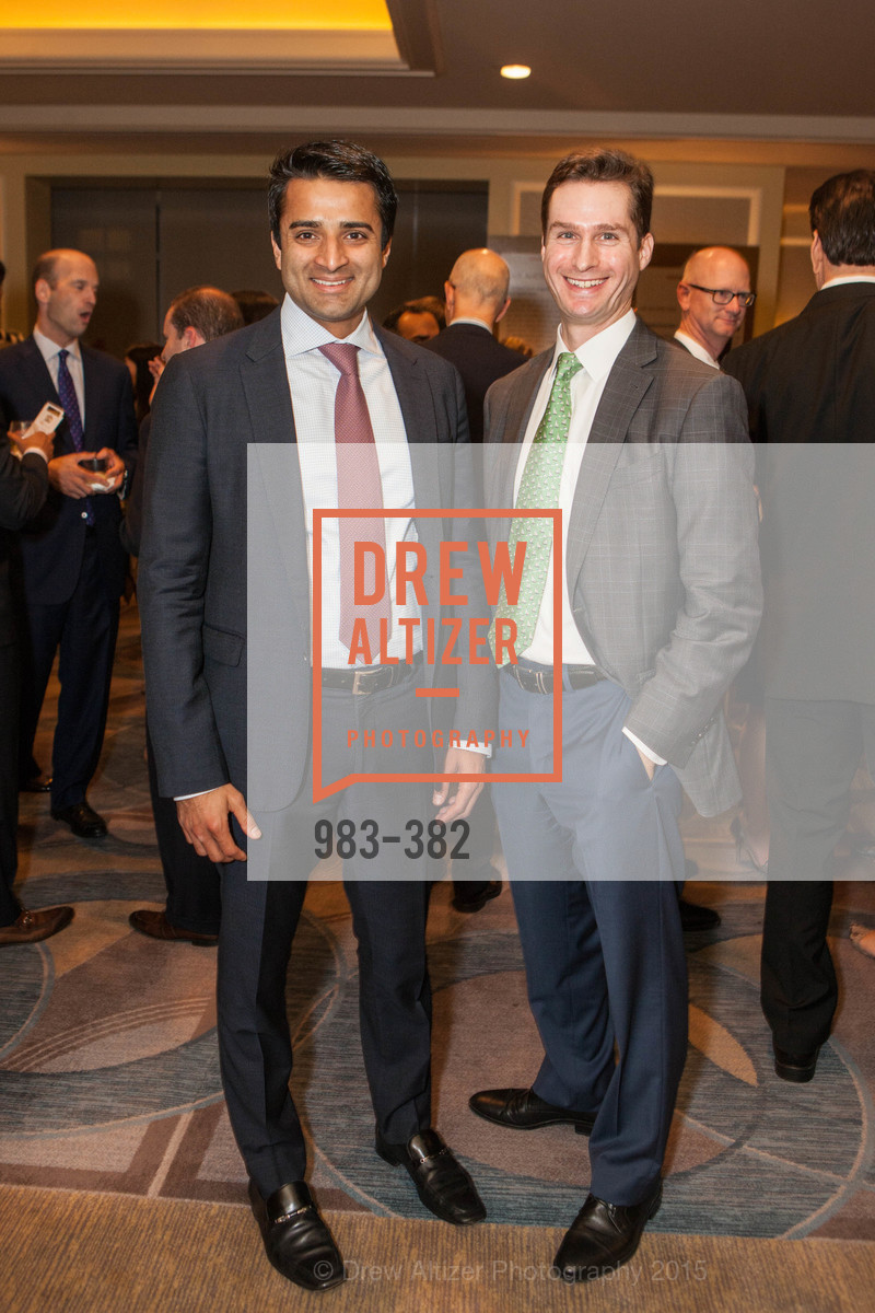 Punit Mehta, Jonathan Piazza, American Cancer Society San Francisco Soiree, Four Seasons Hotel. 757 Market Street, October 15th, 2015,Drew Altizer, Drew Altizer Photography, full-service agency, private events, San Francisco photographer, photographer california