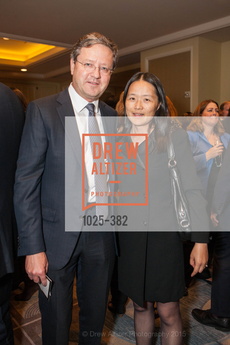Kean Viret, Hong Yao, American Cancer Society San Francisco Soiree, Four Seasons Hotel. 757 Market Street, October 15th, 2015,Drew Altizer, Drew Altizer Photography, full-service agency, private events, San Francisco photographer, photographer california
