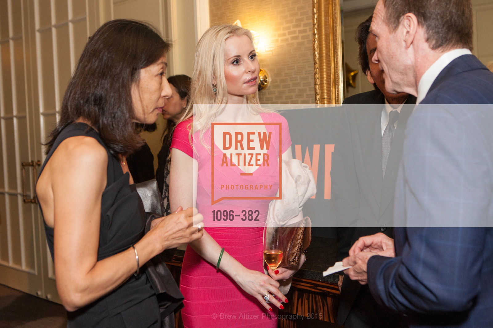 Hannelene Nielsen, David Hung, American Cancer Society San Francisco Soiree, Four Seasons Hotel. 757 Market Street, October 15th, 2015,Drew Altizer, Drew Altizer Photography, full-service agency, private events, San Francisco photographer, photographer california