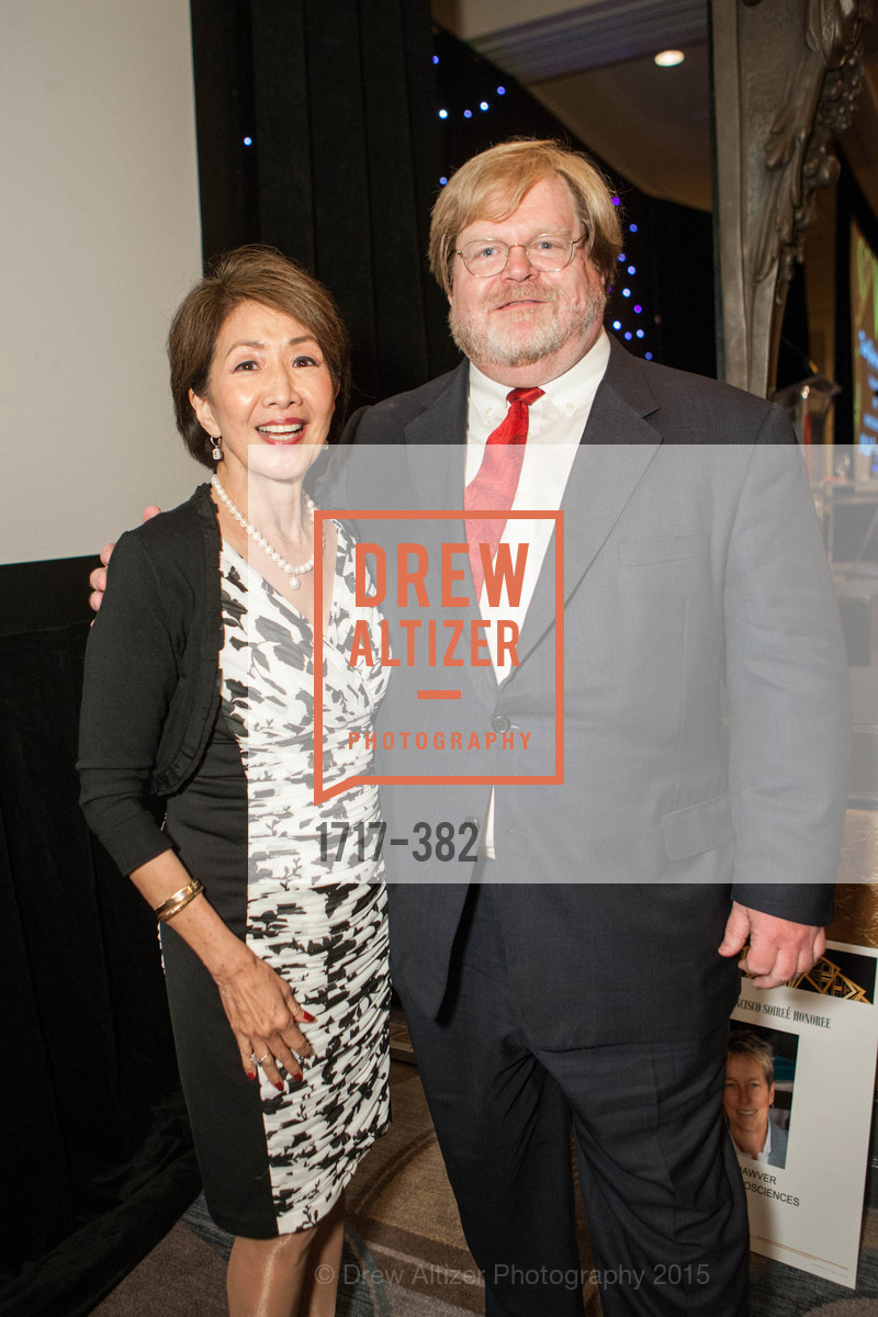 Jan Yanehiro, Bruce Cozadd, American Cancer Society San Francisco Soiree, Four Seasons Hotel. 757 Market Street, October 15th, 2015,Drew Altizer, Drew Altizer Photography, full-service agency, private events, San Francisco photographer, photographer california