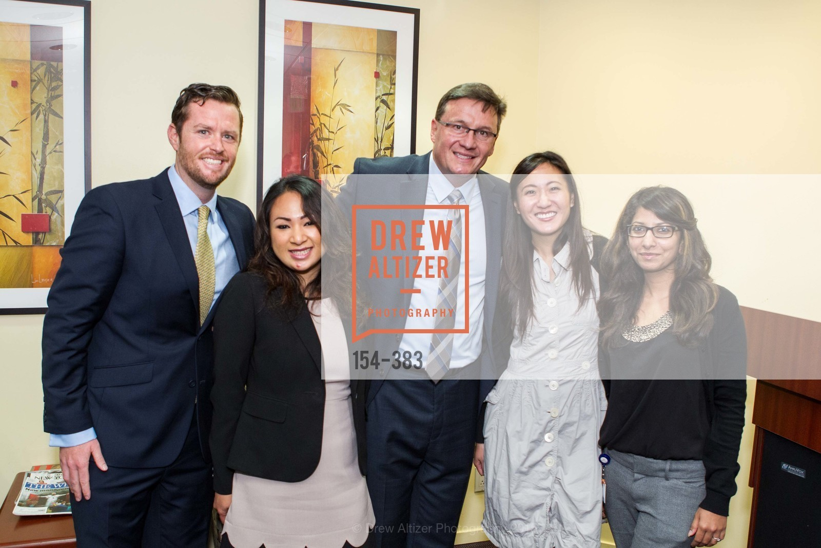 Daragh Byrne, Melanie Guhit, Brian van Wheel, Joyce Tam, Sandhya Gopalan, Groundbreaking ceremony for the Phoebe Cowles Center for Comprehensive Pain Treatment, Phoebe Cowles Center for Comprehensive Pain Treatment. 1199 Bush Street, October 15th, 2015,Drew Altizer, Drew Altizer Photography, full-service agency, private events, San Francisco photographer, photographer california