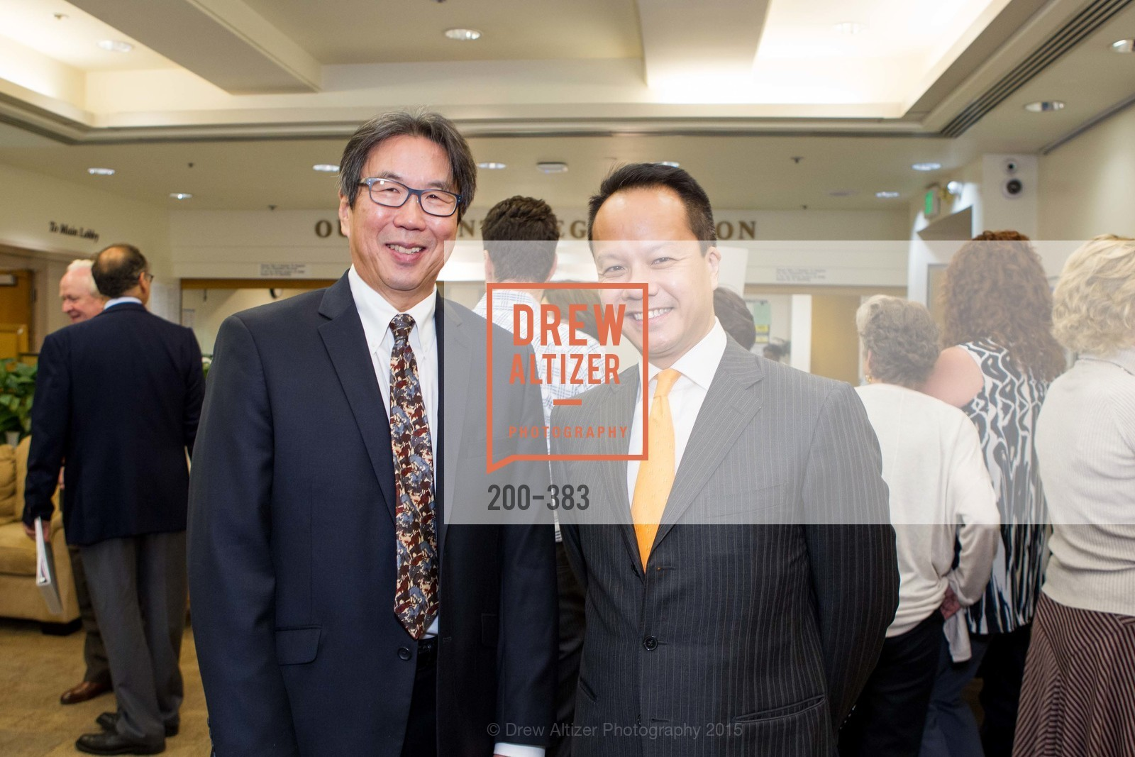 Henry Tang, Dr. Hoyman Hong, Groundbreaking ceremony for the Phoebe Cowles Center for Comprehensive Pain Treatment, Phoebe Cowles Center for Comprehensive Pain Treatment. 1199 Bush Street, October 15th, 2015,Drew Altizer, Drew Altizer Photography, full-service event agency, private events, San Francisco photographer, photographer California