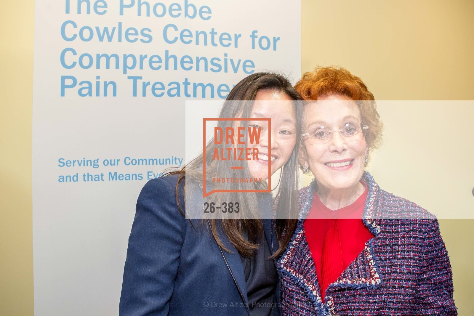 Jane Yao, Phoebe Cowles, Groundbreaking ceremony for the Phoebe Cowles Center for Comprehensive Pain Treatment, Phoebe Cowles Center for Comprehensive Pain Treatment. 1199 Bush Street, October 15th, 2015,Drew Altizer, Drew Altizer Photography, full-service agency, private events, San Francisco photographer, photographer california