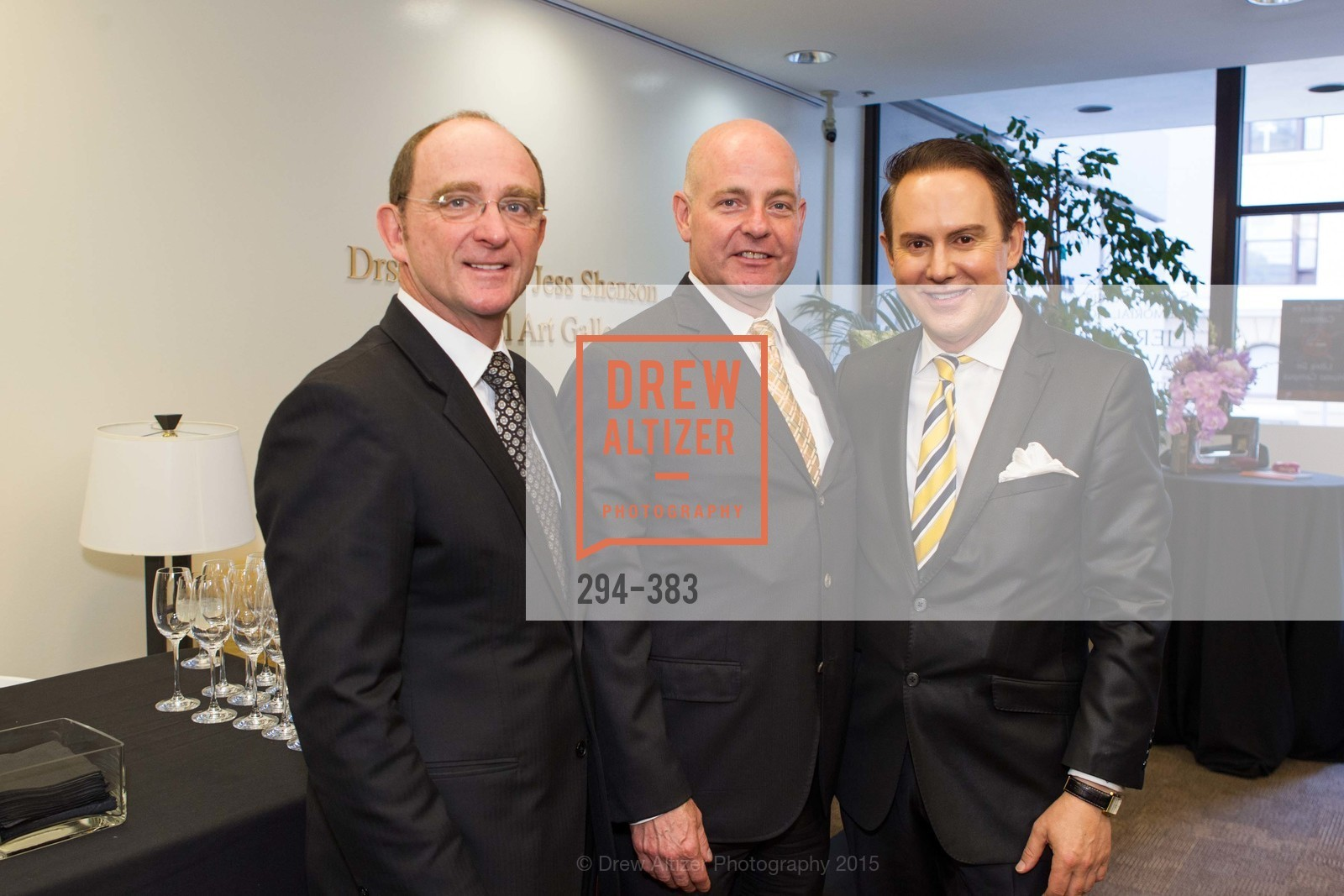 Tom Klein, Kevin Causey, Joel Goodrich, Groundbreaking ceremony for the Phoebe Cowles Center for Comprehensive Pain Treatment, Phoebe Cowles Center for Comprehensive Pain Treatment. 1199 Bush Street, October 15th, 2015,Drew Altizer, Drew Altizer Photography, full-service agency, private events, San Francisco photographer, photographer california