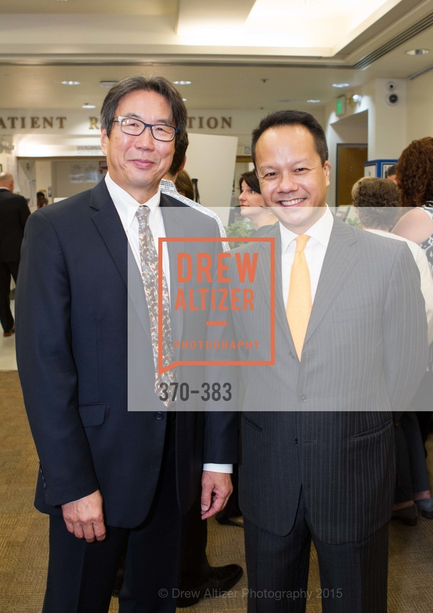 Henry Tang, Dr. Hoyman Hong, Groundbreaking ceremony for the Phoebe Cowles Center for Comprehensive Pain Treatment, Phoebe Cowles Center for Comprehensive Pain Treatment. 1199 Bush Street, October 15th, 2015,Drew Altizer, Drew Altizer Photography, full-service agency, private events, San Francisco photographer, photographer california