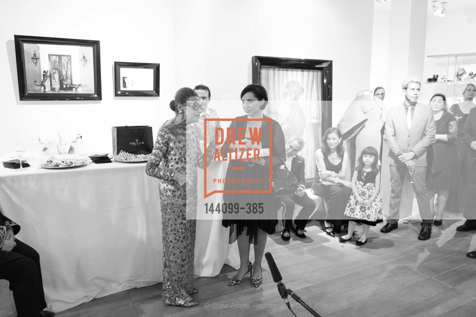 Joy Venturini Bianchi, Celebrating Life through Fashion A Retrospective: Collection of Joy Venturini Bianchi to benefit those who are developmentally disabled, Hedge Gallery. 501 Pacific Ave, October 17th, 2015