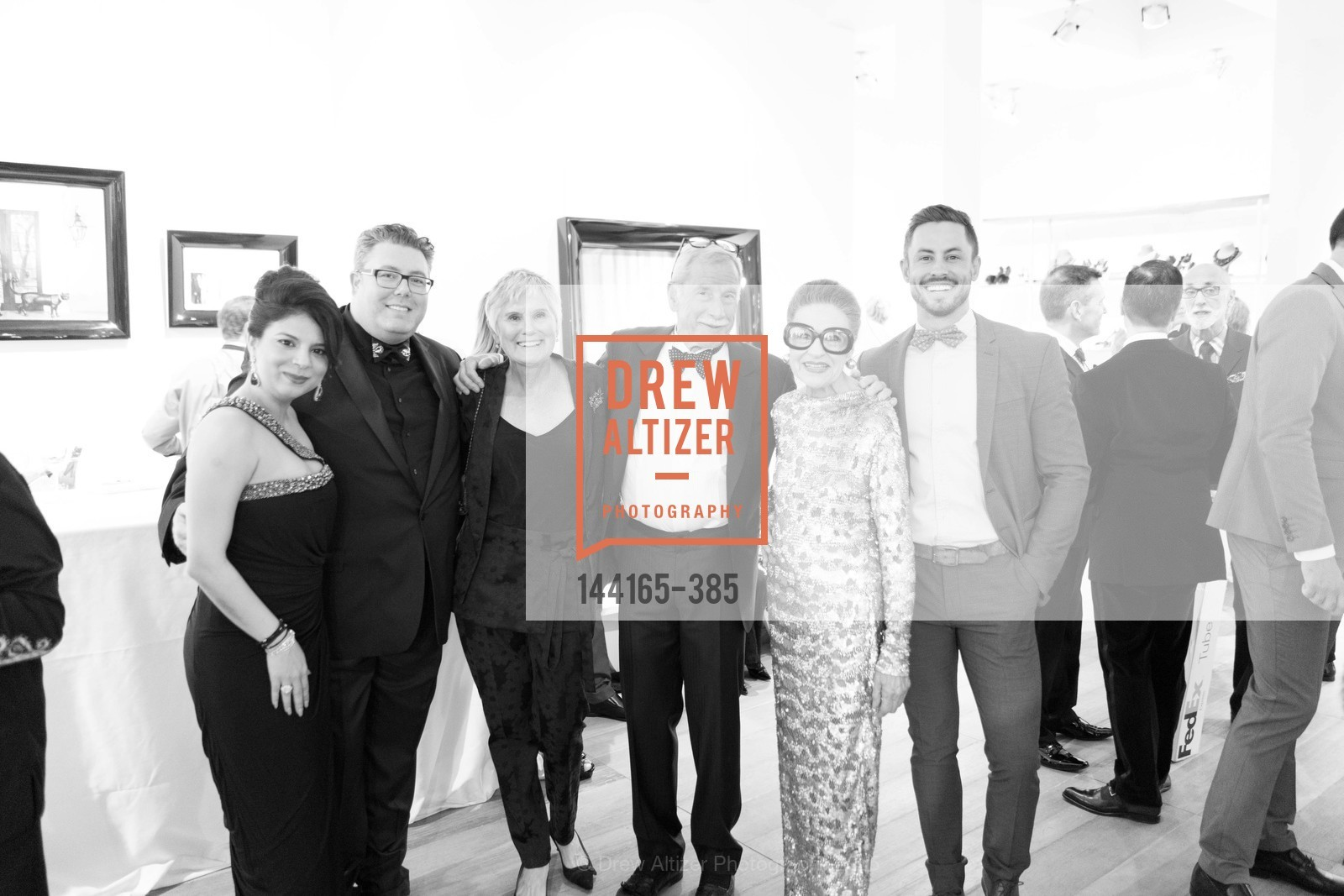 Monaz Mehta, Clif Loftin, Maxwell Drever, Joy Venturini Bianchi, Galen Drever, Celebrating Life through Fashion A Retrospective: Collection of Joy Venturini Bianchi to benefit those who are developmentally disabled, Hedge Gallery. 501 Pacific Ave, October 17th, 2015,Drew Altizer, Drew Altizer Photography, full-service agency, private events, San Francisco photographer, photographer california