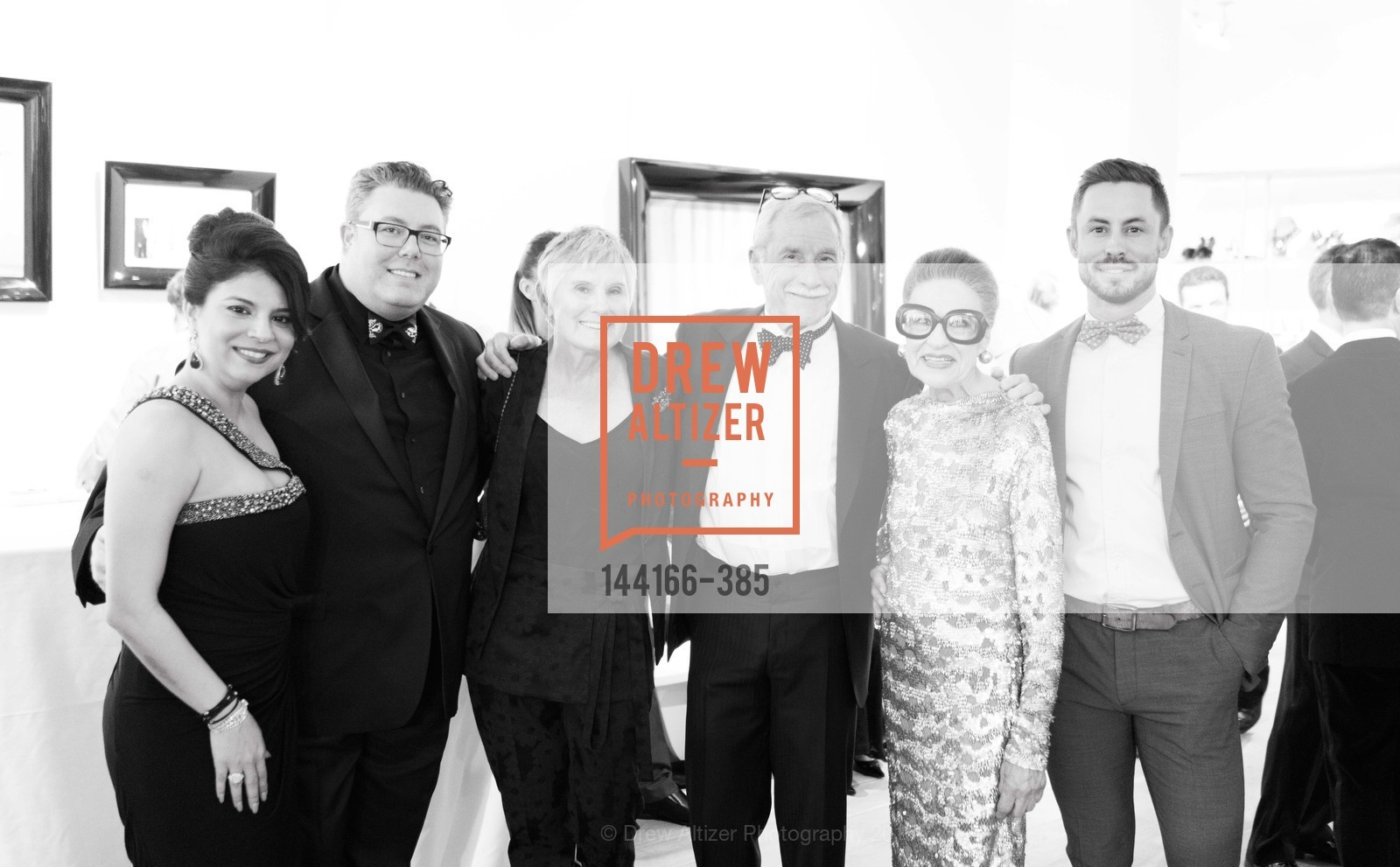 Monaz Mehta, Clif Loftin, Maxwell Drever, Joy Venturini Bianchi, Galen Drever, Celebrating Life through Fashion A Retrospective: Collection of Joy Venturini Bianchi to benefit those who are developmentally disabled, Hedge Gallery. 501 Pacific Ave, October 17th, 2015