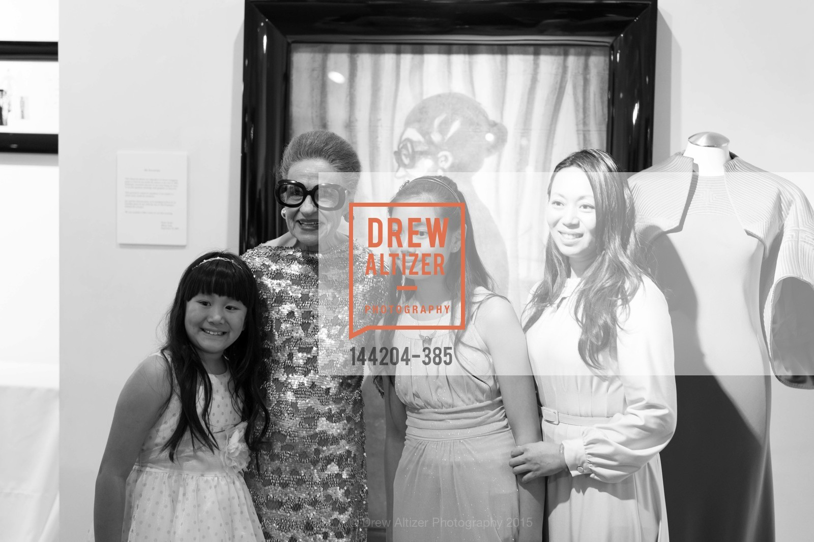 Phianna Luu, Joy Venturini Bianchi, Ruby Luu, Sarah Hoang, Celebrating Life through Fashion A Retrospective: Collection of Joy Venturini Bianchi to benefit those who are developmentally disabled, Hedge Gallery. 501 Pacific Ave, October 17th, 2015,Drew Altizer, Drew Altizer Photography, full-service agency, private events, San Francisco photographer, photographer california