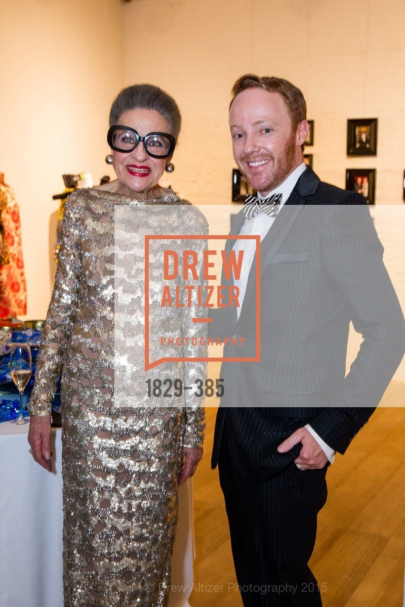 Joy Venturini Bianchi, Troy Parrish, Celebrating Life through Fashion A Retrospective: Collection of Joy Venturini Bianchi to benefit those who are developmentally disabled, Hedge Gallery. 501 Pacific Ave, October 17th, 2015,Drew Altizer, Drew Altizer Photography, full-service agency, private events, San Francisco photographer, photographer california