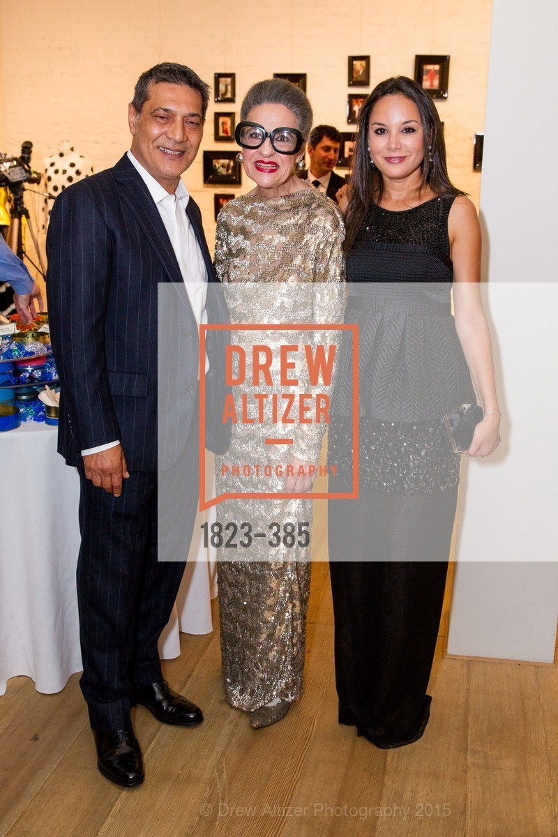 Gus Murad, Joy Venturini Bianchi, Bahya Oumil-Murad, Celebrating Life through Fashion A Retrospective: Collection of Joy Venturini Bianchi to benefit those who are developmentally disabled, Hedge Gallery. 501 Pacific Ave, October 17th, 2015,Drew Altizer, Drew Altizer Photography, full-service agency, private events, San Francisco photographer, photographer california