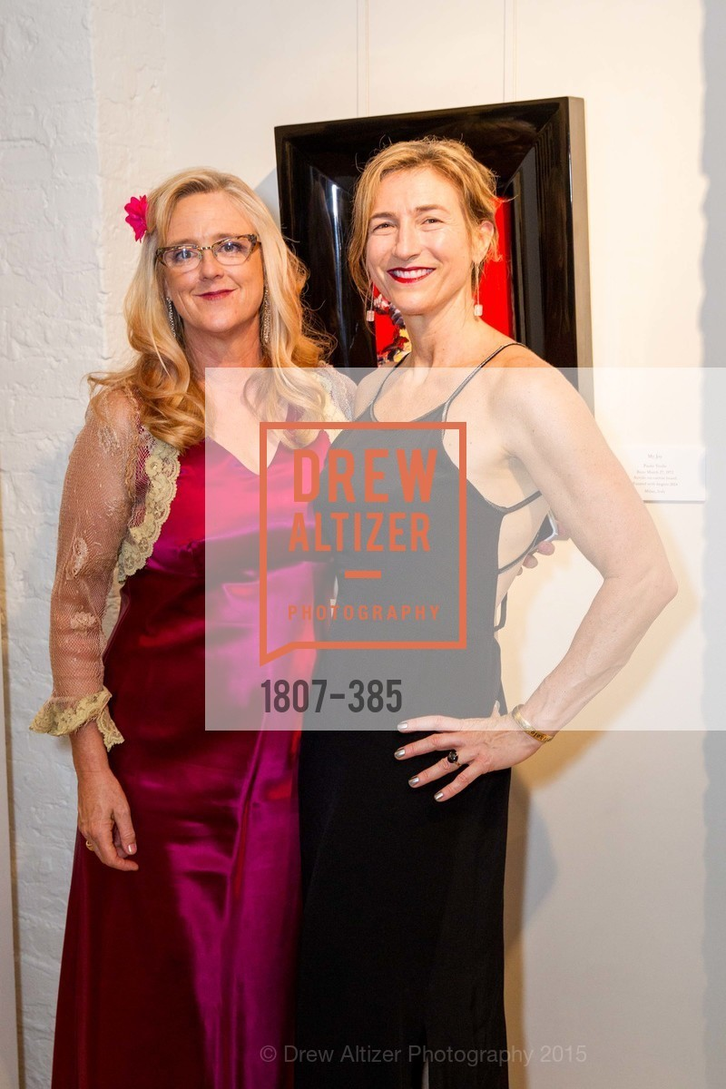 Cammy Blackstone, Hanna Levitz, Celebrating Life through Fashion A Retrospective: Collection of Joy Venturini Bianchi to benefit those who are developmentally disabled, Hedge Gallery. 501 Pacific Ave, October 17th, 2015,Drew Altizer, Drew Altizer Photography, full-service agency, private events, San Francisco photographer, photographer california