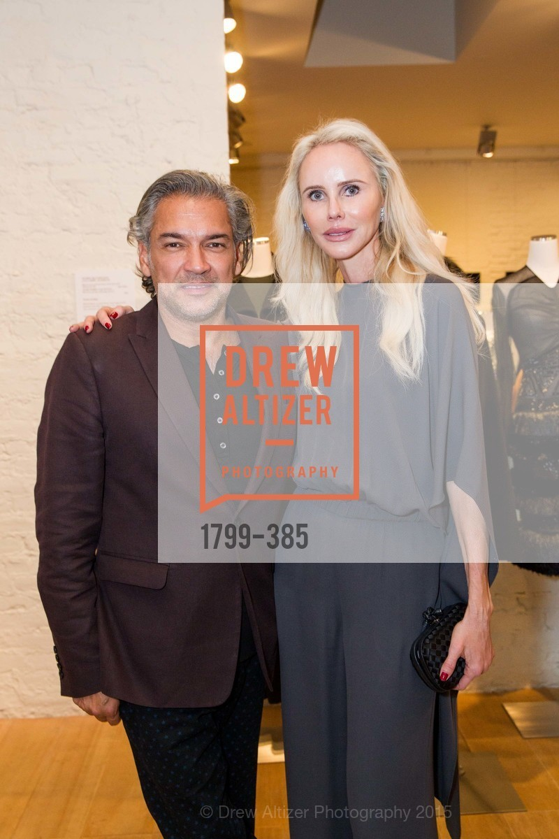 Chris Mota, Vanessa Getty, Celebrating Life through Fashion A Retrospective: Collection of Joy Venturini Bianchi to benefit those who are developmentally disabled, Hedge Gallery. 501 Pacific Ave, October 17th, 2015,Drew Altizer, Drew Altizer Photography, full-service agency, private events, San Francisco photographer, photographer california