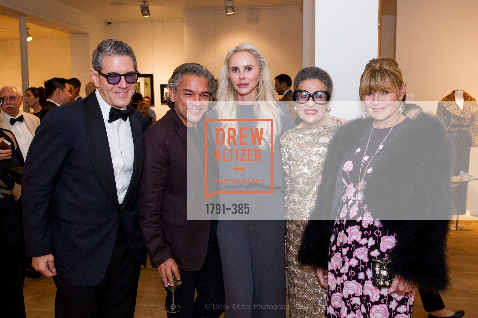 Steven Volpe, Chris Mota, Vanessa Getty, Joy Venturini Bianchi, Celebrating Life through Fashion A Retrospective: Collection of Joy Venturini Bianchi to benefit those who are developmentally disabled, Hedge Gallery. 501 Pacific Ave, October 17th, 2015,Drew Altizer, Drew Altizer Photography, full-service agency, private events, San Francisco photographer, photographer california